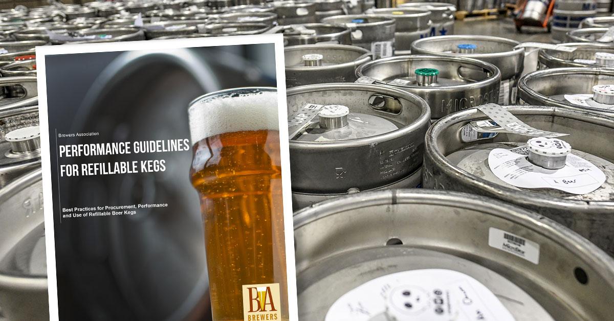 refillable kegs (educational publication)