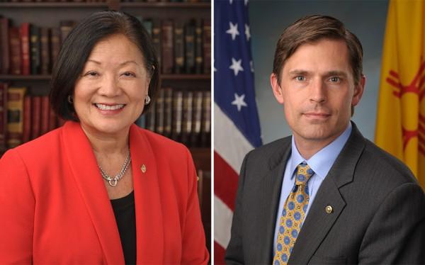 Senators Hirono and Heinrich join Senate Small Brewers Caucus