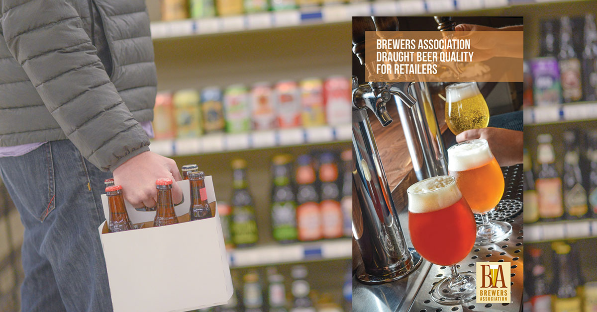 Draught Beer Quality for Retailers