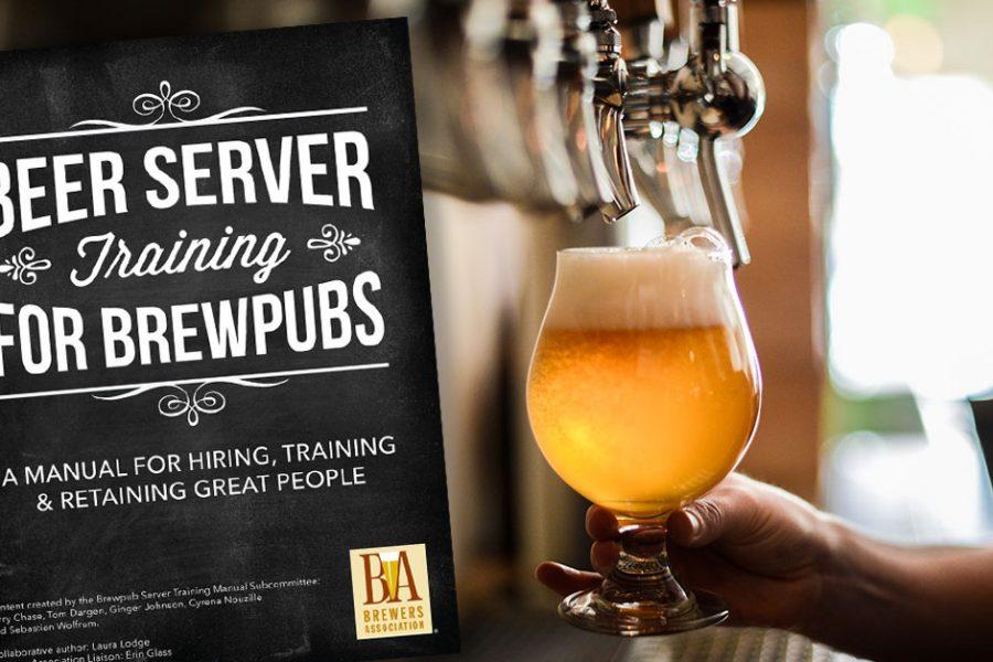 beer server training manual