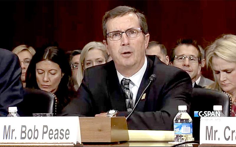 Bob Pease Testifies at ABI/SAB Miller Merger hearing