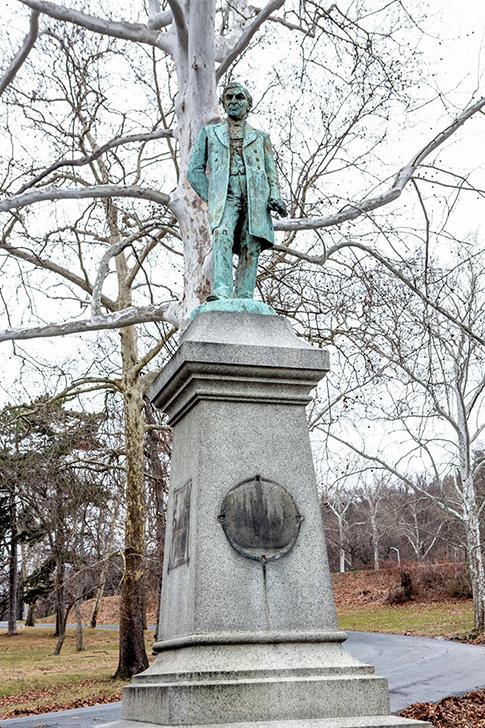 Frederick Laurer Monument
