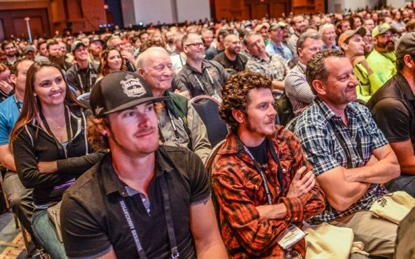 Attendees at Craft Brewers Conference