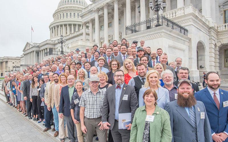 Brewers make their Voices Heard in Washington D.C.