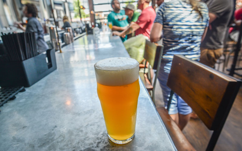 Establishing the Right Policy for Staff Drinking