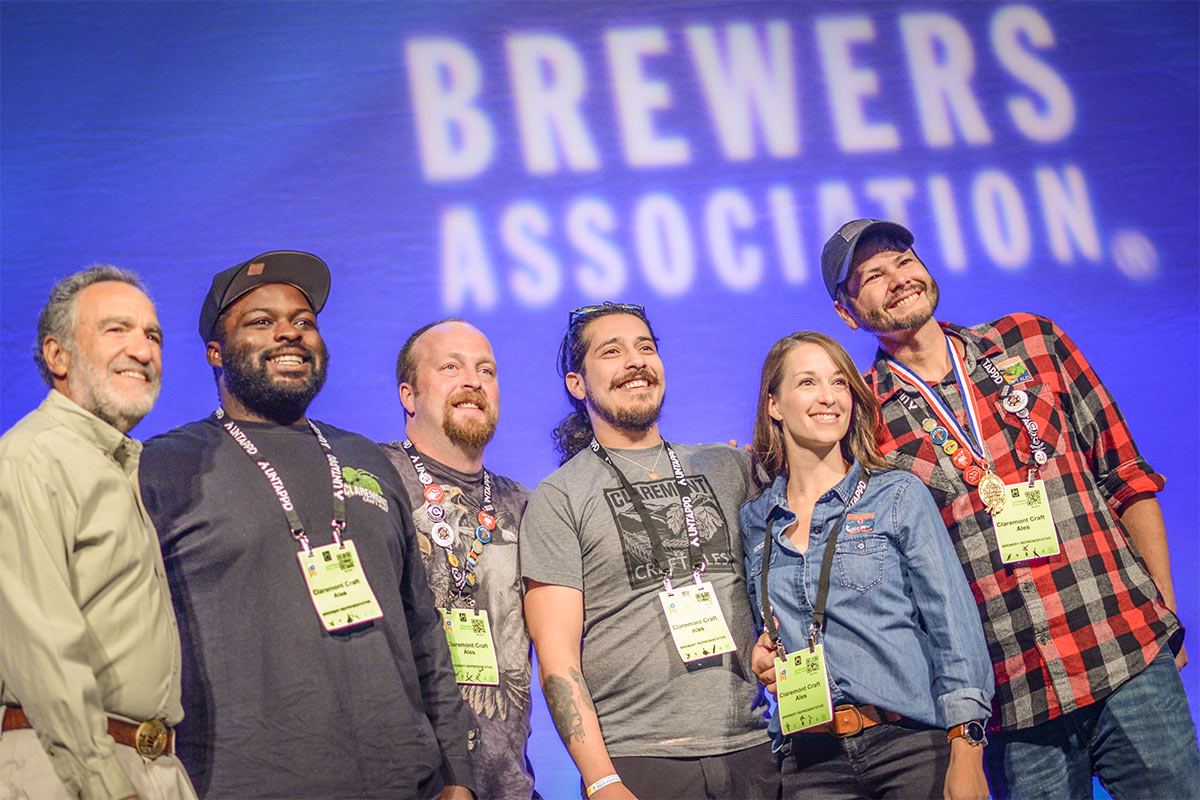 Great American Beer Festival Awards 2018