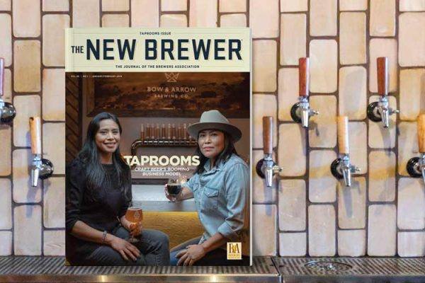 JanFeb19 The New Brewer Cover