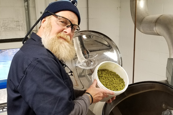 The New Brewer French Session