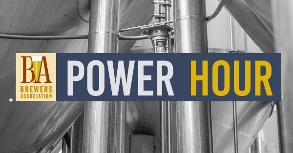 Power Hour webinar series
