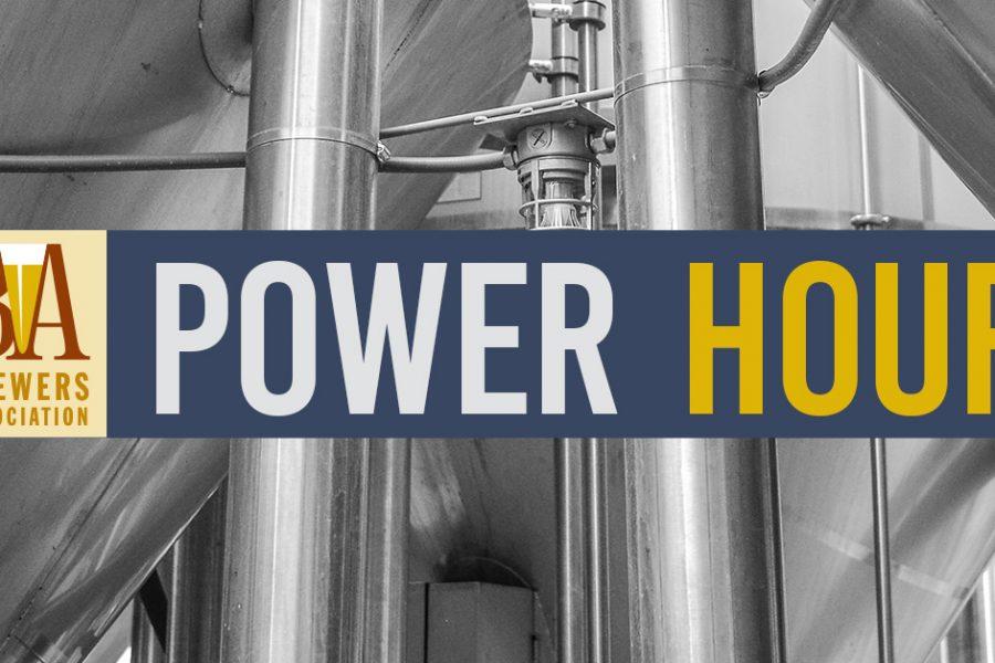 Power Hour webinar series