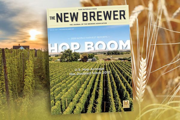NovDec 2019 The New Brewer cover