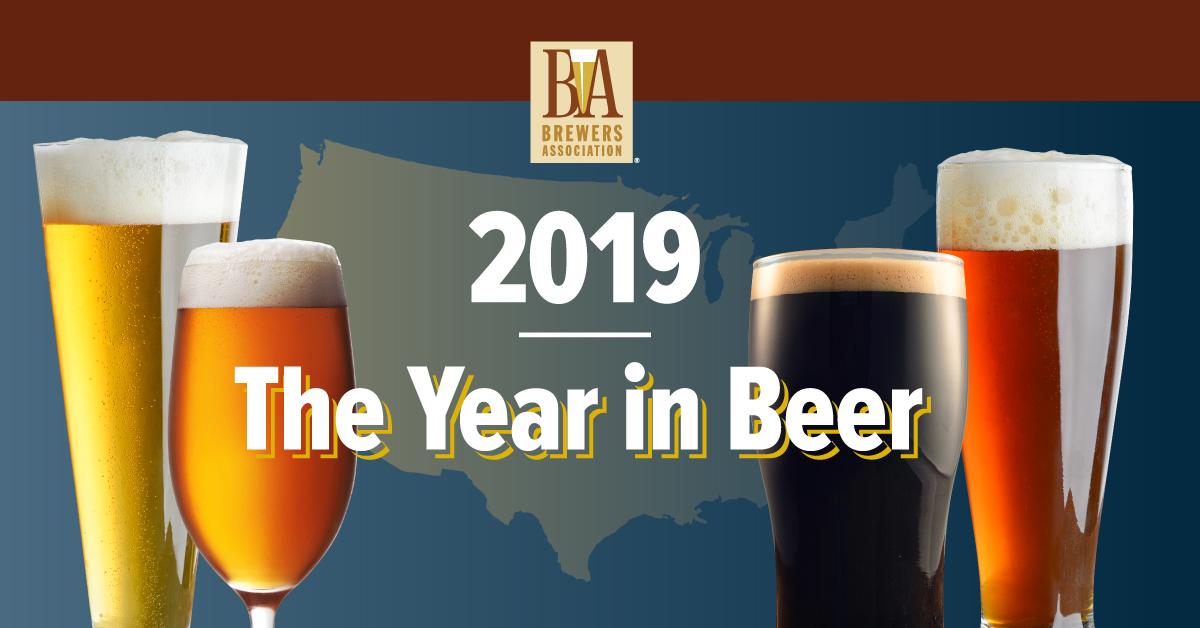 2019 Year in Beer
