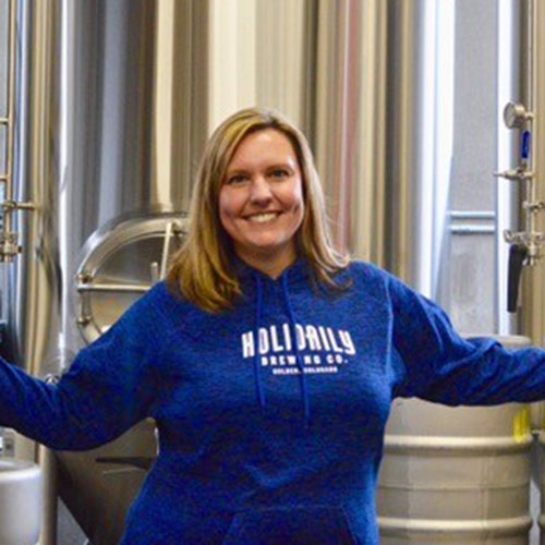 Laura Ukowich | Holidaily Brewing Company
