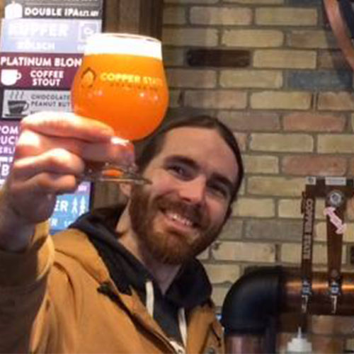 Jonathan Martens | Copper State Brewing Company