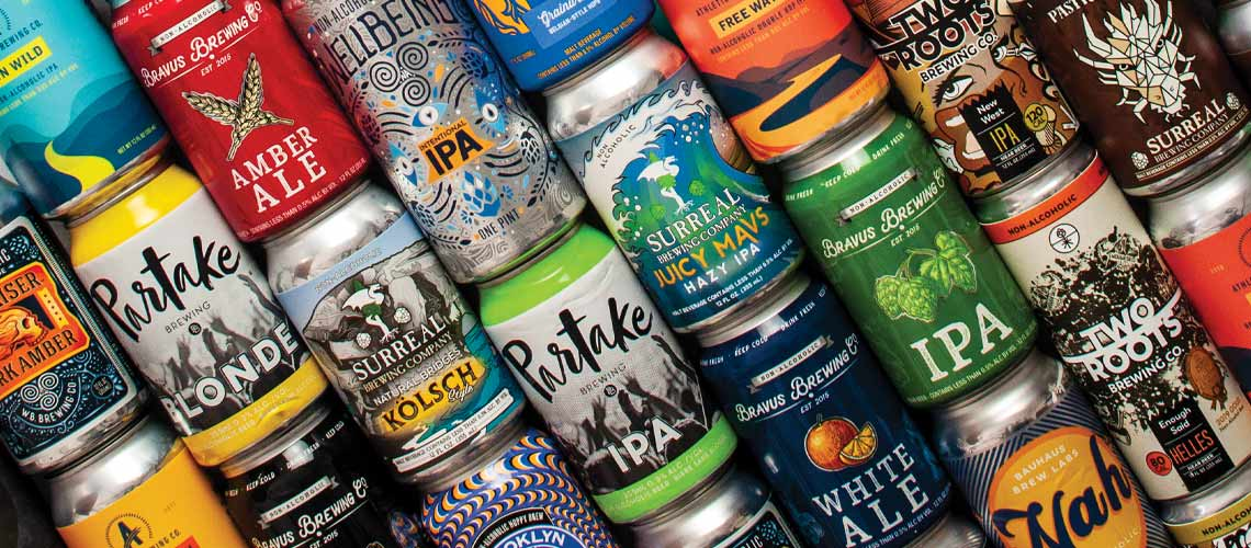 Non-Alcohol Beers