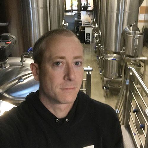 Clayton Brackley | Night Lizard Brewing Co.