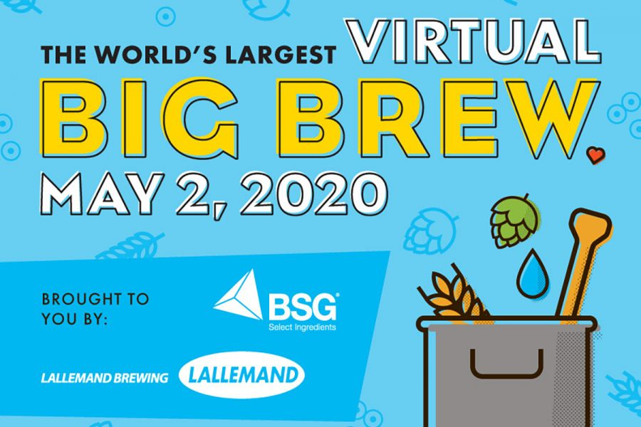 American Homebrewers Association's 2020 Virtual Big Brew