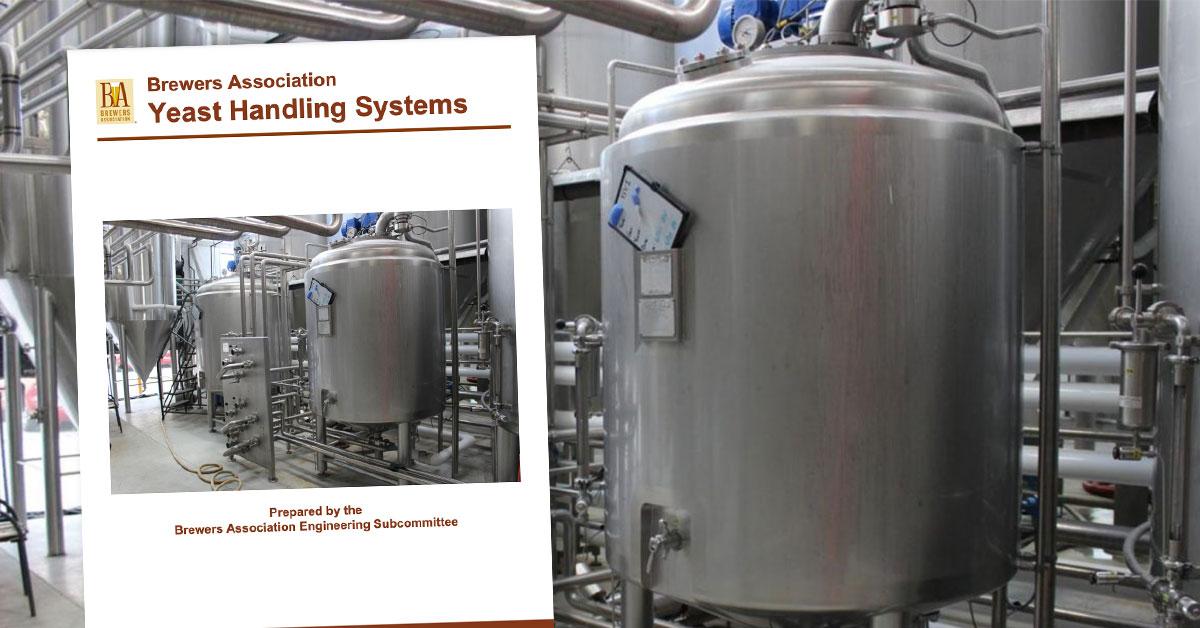 yeast handling educational publication