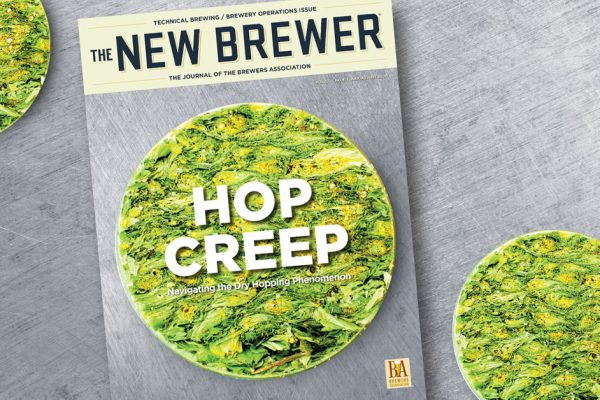 July/August The New Brewer Cover