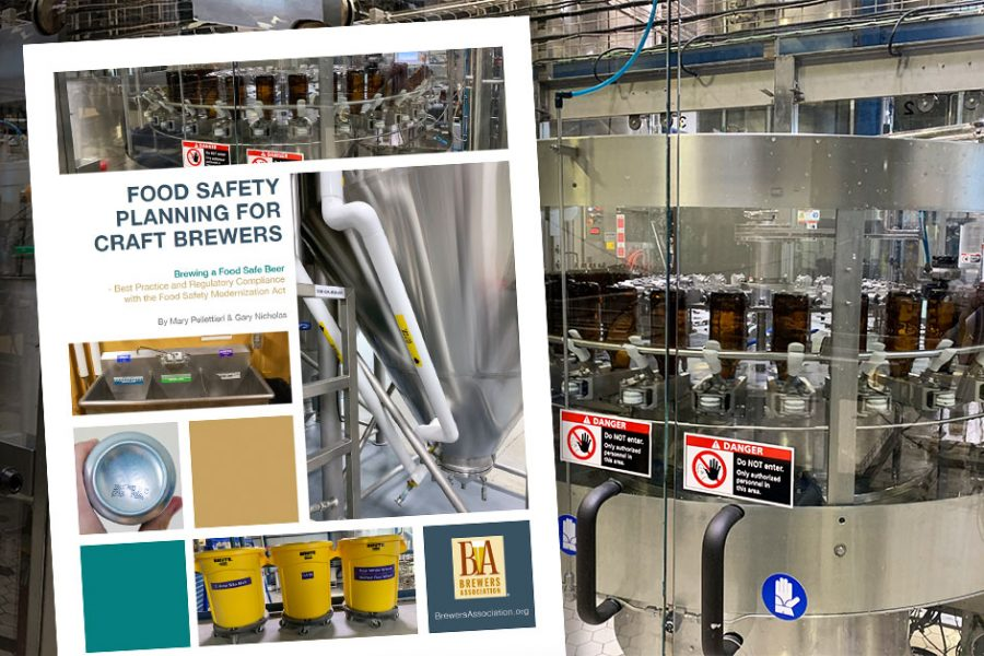 Food Safety Planning for Craft Brewers