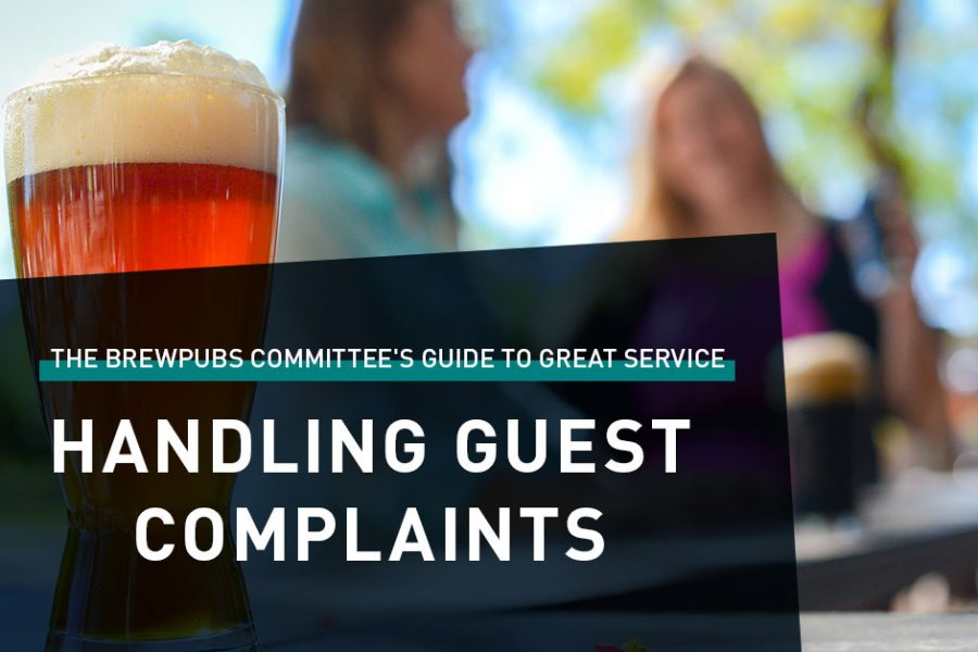Guide to Guest Complaints