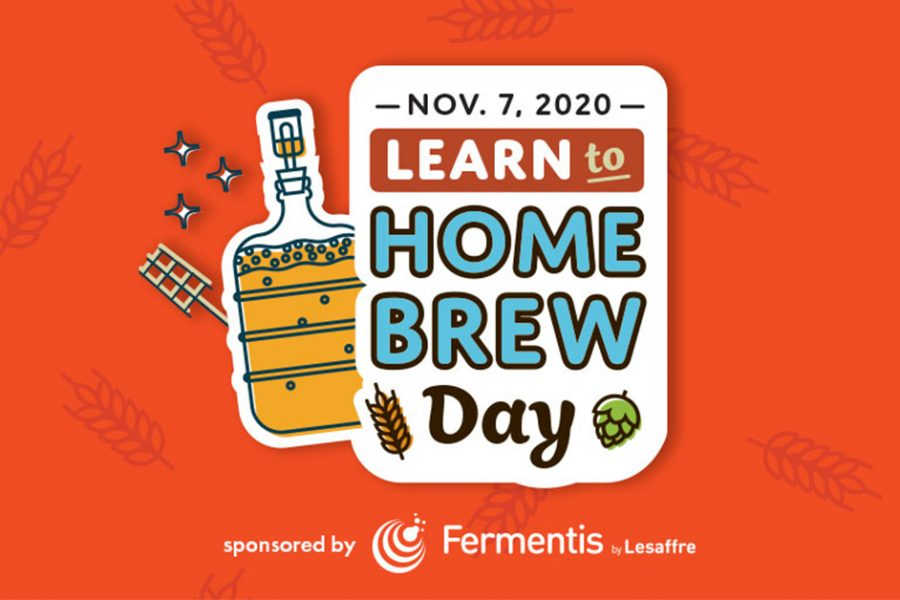 Learn to Homebrew Day is November 7, 2020