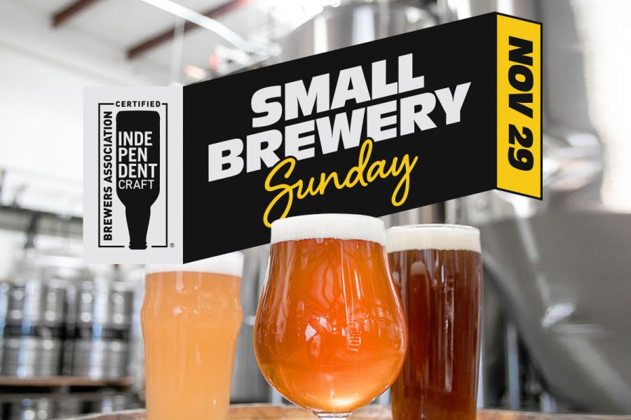 Need a Sales Boost? Go Big for Small Brewery Sunday!