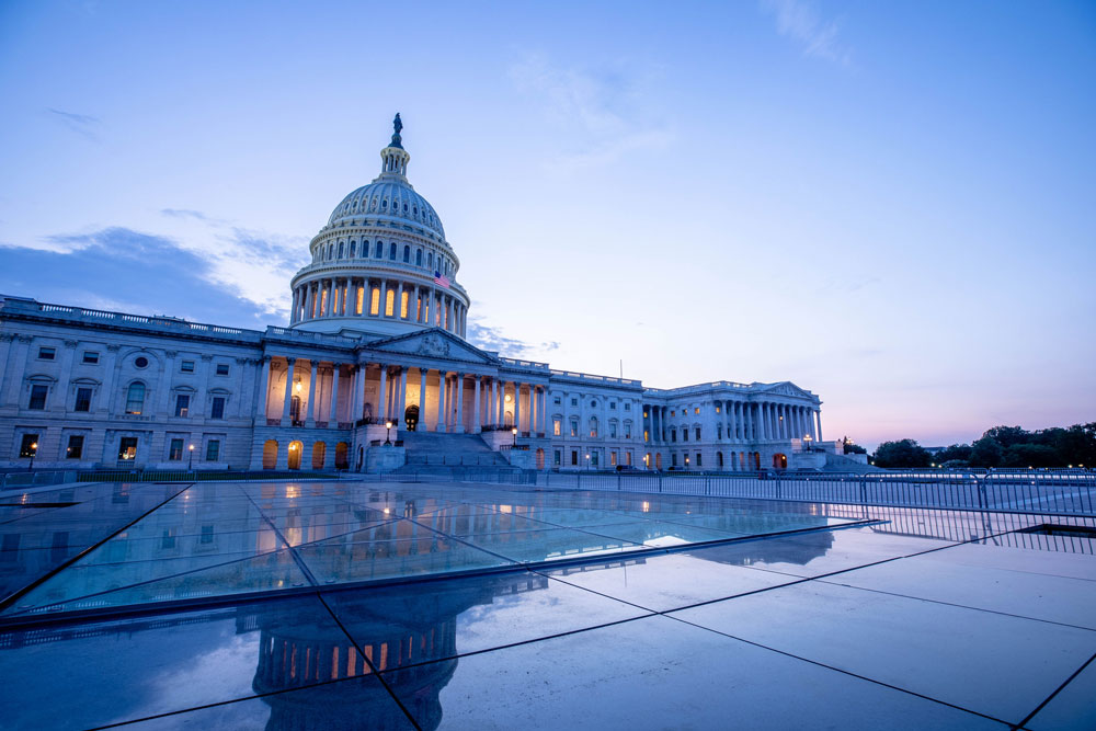 image of the capitol
