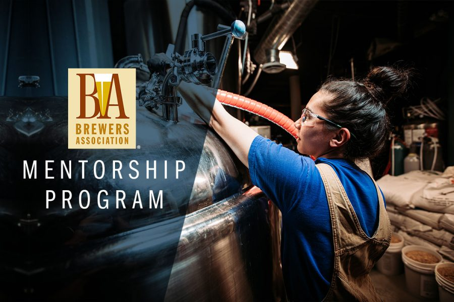 Brewers Association Mentorship Program