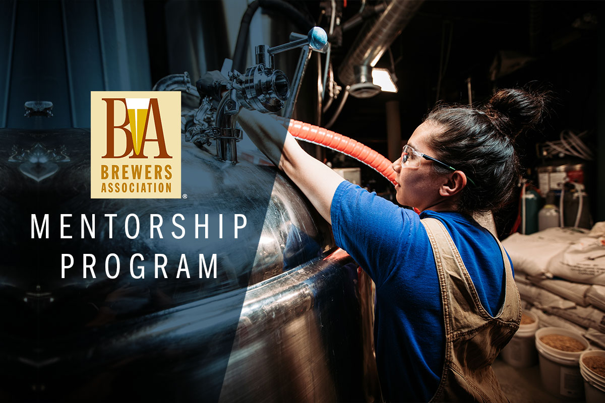 Brewers Association Mentorship Program
