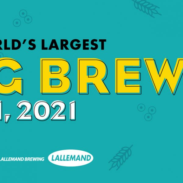 2021 Big Brew for National Homebrew Day