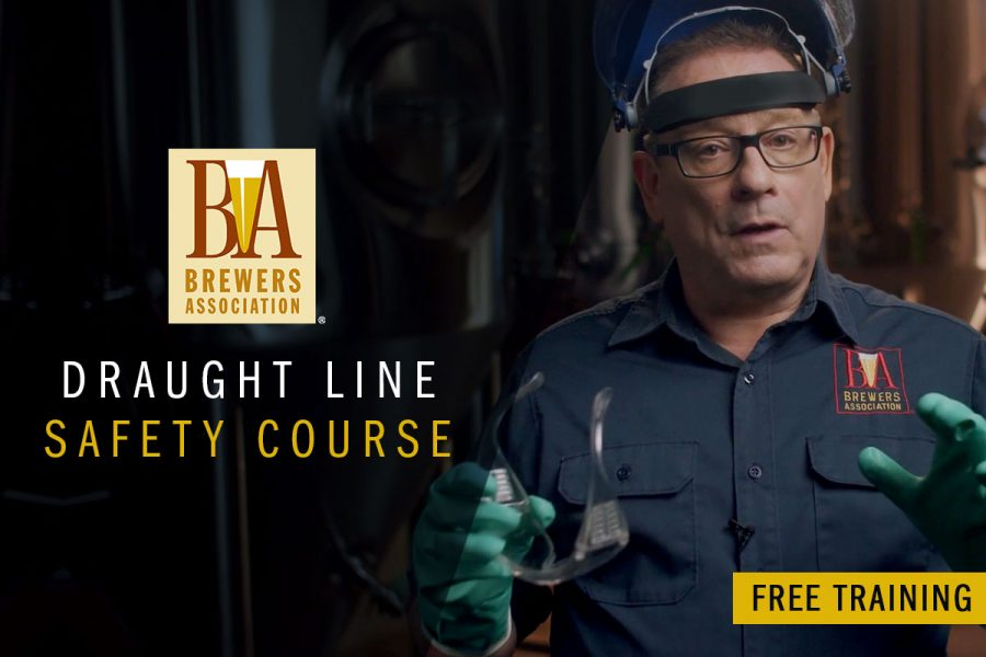 Brewers Association Draught Line Safety Course Graduates First Cohort