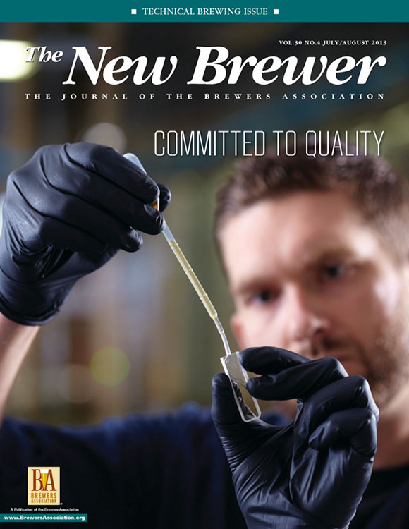 The New Brewer July August 2013