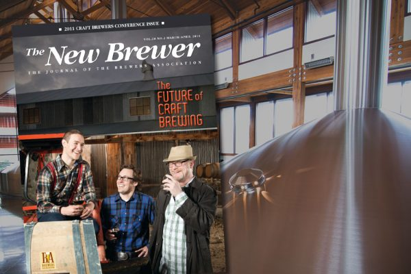 March April The New Brewer 2011