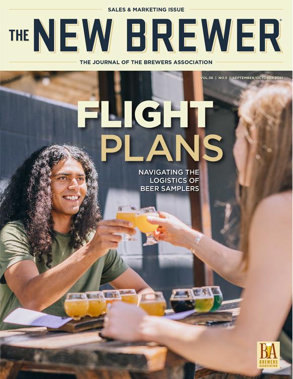 Sept/Oct 2021 The New Brewer